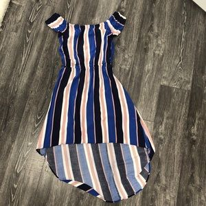 Dresses & Skirts - Off the shoulder asymmetrical dress